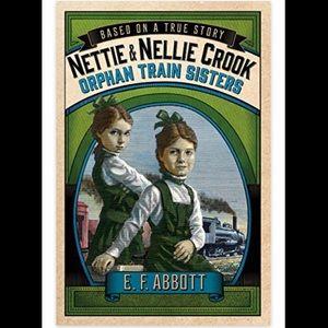 """🌈3/$20 """"Nettie & Nellie Crook"""" Kid's Chapter Book"""